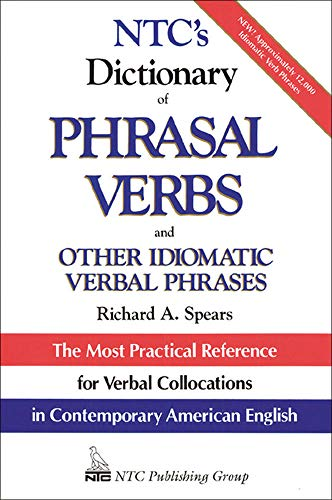 9780844254623: NTC's Dictionary of Phrasal Verbs : and Other Idiomatic Verbal Phrases