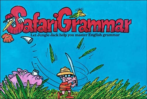 9780844254661: Safari Grammar: A Pleasant and Educational Trip Through Grammarland
