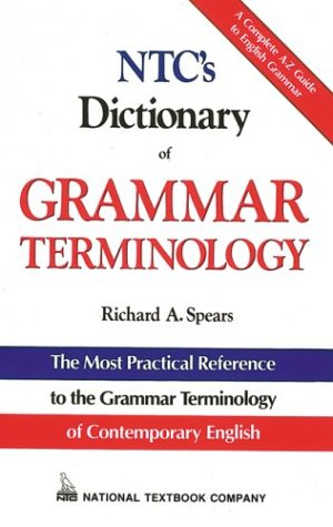 grammar terminology Learn english with our free online grammar exercises, reference.