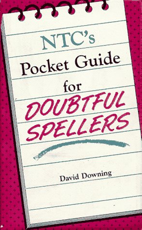 9780844254746: Ntc's Pocket Guide for Doubtful Spellers