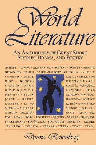 9780844254821: World Literature