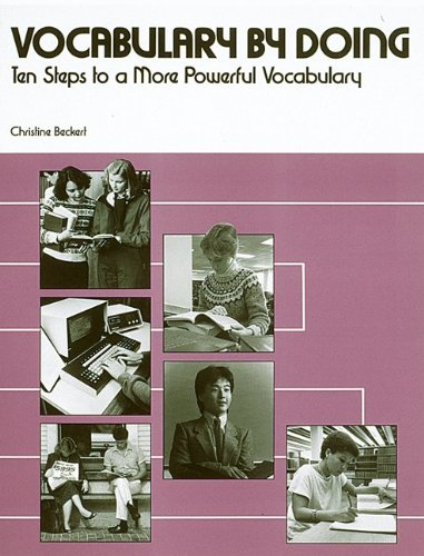 Vocabulary by Doing: McGraw-Hill