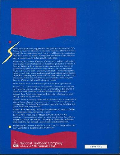 9780844256467: Publishing the Literary Magazine