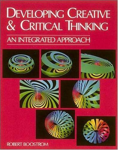 9780844256801: Developing Creative and Critical Thinking
