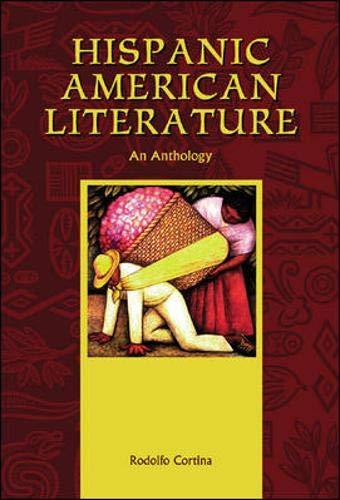 9780844257303: Hispanic American Literature: An Anthology