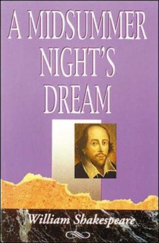 9780844257419: The Shakespeare Plays: A Midsummer Night's Dream