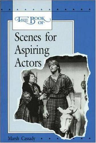 9780844257693: The Book Of Scenes For Aspiring Actors