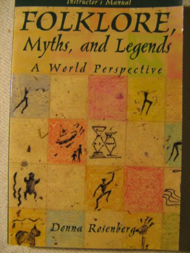 9780844257853: Folklore, Myths, and Legends: A World Perspective