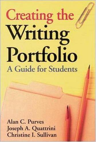 9780844258171: Creating the Writing Portfolio