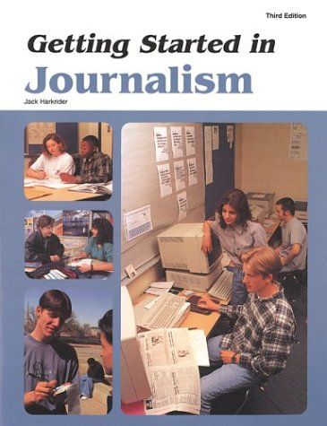 9780844259529: Getting Started in Journalism