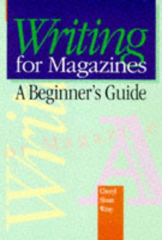 9780844259611: Writing for Magazines: A Beginner's Guide