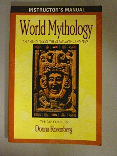 World Mythology: Teacher's Guide: Jacob Rosenberg