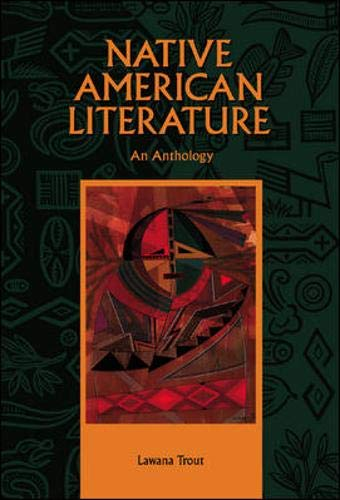9780844259857: Native American Literature: An Anthology