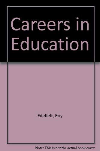 9780844261041: Careers in Education