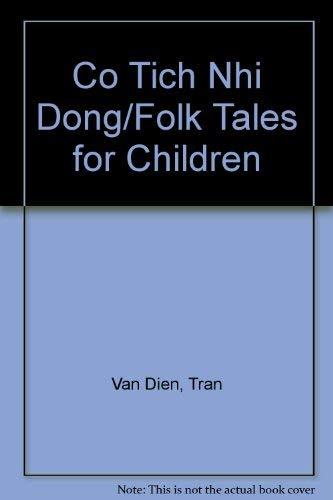 Co Tich Nhi Dong/Folk Tales for Children: Tran Van Dien