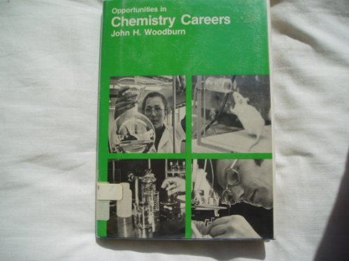 9780844261386: Opportunities in Chemistry Careers (VGM Career Horizons Series)