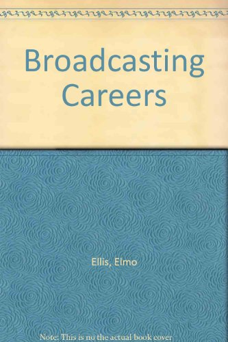 9780844261508: Broadcasting Careers