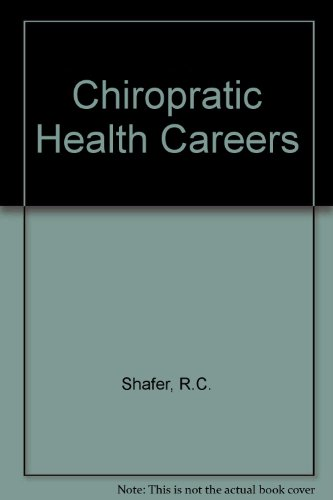 9780844261928: Chiropratic Health Careers (Opportunities in ... (Paperback))