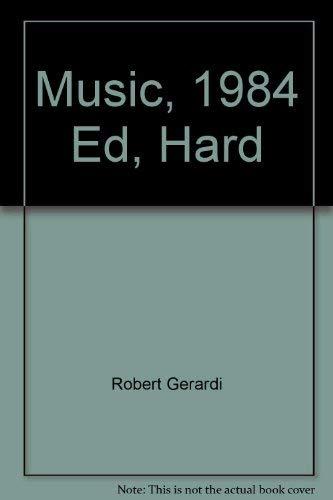 9780844262338: Music, 1984 Ed, Hard