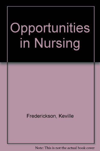 9780844262741: Opportunities in Nursing Careers