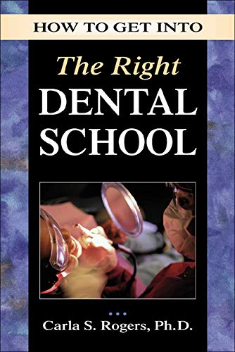 9780844264547: How to Get into the Right Dental School