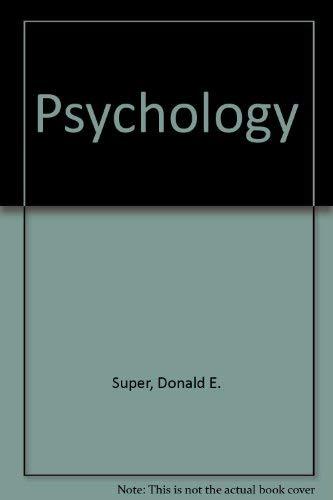 9780844264806: Psychology