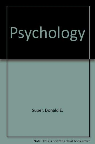 9780844264806: Opportunities in Psychology Careers