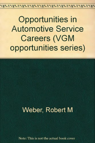 9780844265032: Opportunities in Automotive Service Careers