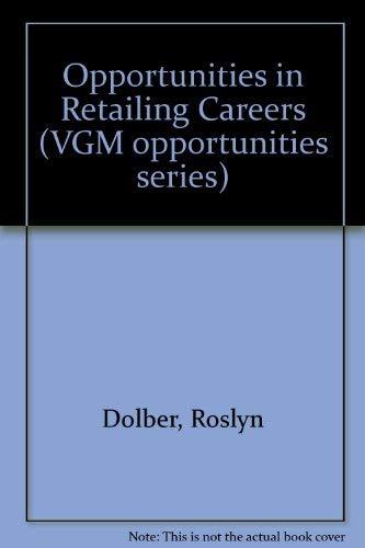 9780844265209: Opportunities in Retailing Careers (Opportunities Inseries)