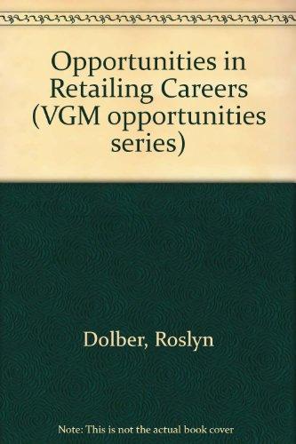 9780844265216: Opportunities in Retailing Careers