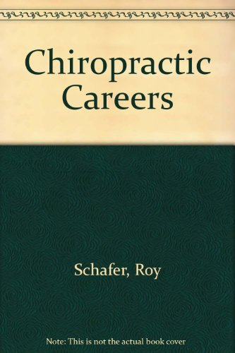9780844265667: Opportunities in Chiropractic Health Care Careers