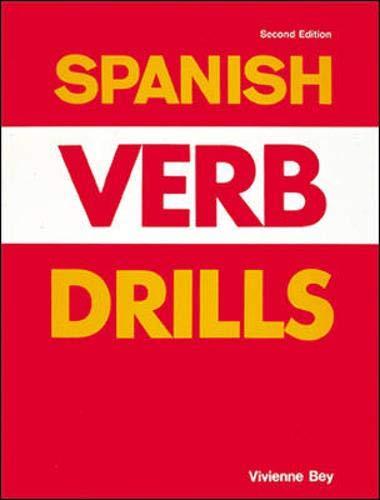 9780844270340: Spanish Verb Drills (Passport)