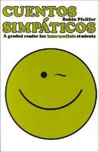 9780844270494: Smiley Face Readers: Cuentos simpáticos (2nd Year) (Spanish Edition)