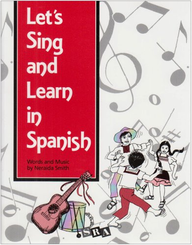 9780844270791: Let's Sing and Learn in Spanish (Spanish Edition)