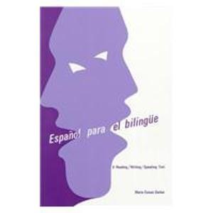 9780844271071: Espanol Para El Bilingue/ Spanish for the Bilingual (Spanish Edition)