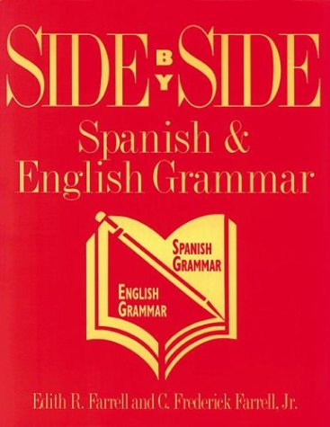9780844271408: Side By Side: Spanish and English Grammar