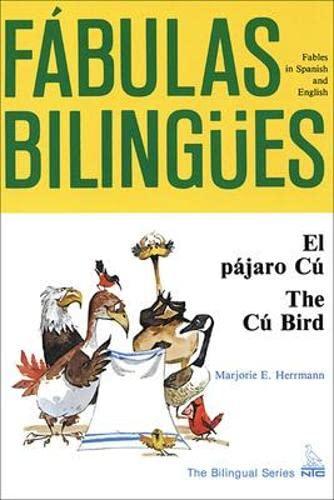 9780844271637: El Pajaro Cu/ the Cu Bird: The Cu Bird (Fabulas Bilingues.)