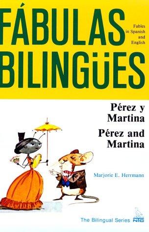 9780844271675: Fabulas Bilingues, Perez y Martina