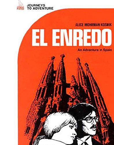 9780844272108: Journeys to Adventure, El enredo (NTC: FOREIGN LANGUAGE MISC)