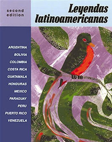 9780844272399: Legends Series, Leyendas latinoamericanas