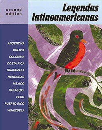 9780844272399: Leyendas Latinoamericanas
