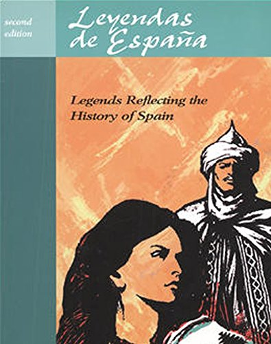 9780844272412: Leyendas de Espana: Legends Reflecting the History of Spain