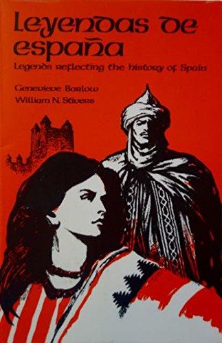 9780844272436: Leyendas De Espana: Legends Reflecting the History of Spain