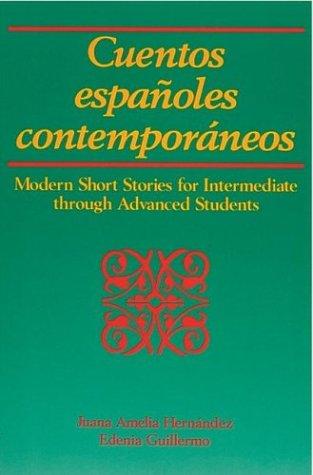 9780844273136: Cuentos espanoles contemporaneos