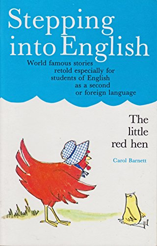 9780844273303: The Little Red Hen (Stepping into English: Level V)