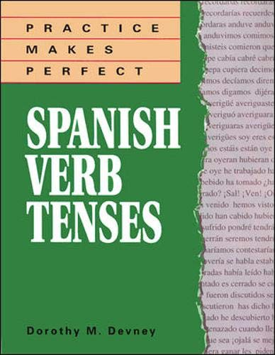 9780844273341: Practice Makes Perfect: Spanish Verb Tenses