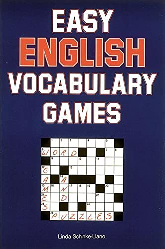 9780844274157: Easy English Vocabulary Games (NTC Foreign Language)