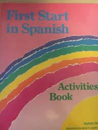 9780844275321: First Start in Spanish