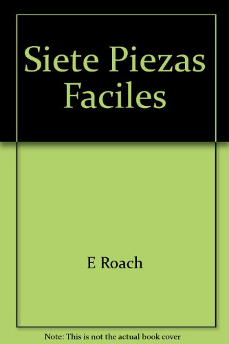 9780844275505: Siete Piezas Faciles