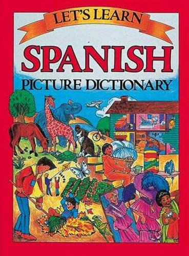 9780844275581: Let's Learn Spanish Picture Dictionary (English and Spanish Edition)